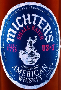 New Booze: Michter's US*1 Unblended American Whiskey